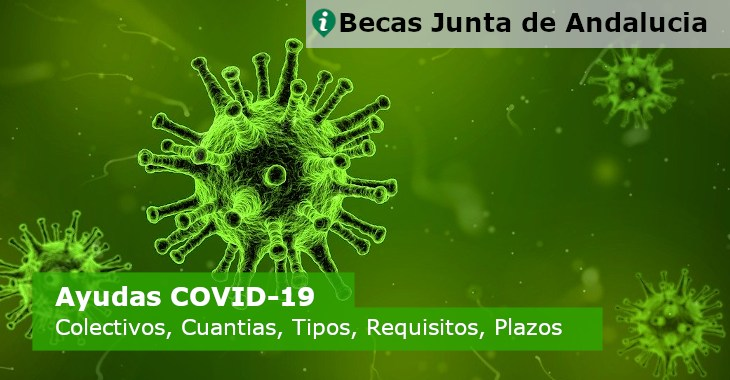 ayudas para covid-19 Andalucia
